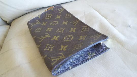 Louis Vuitton Apple Iphone Samsung Android Wristlet Classic Brown Monogram Purse Clutch Image 4