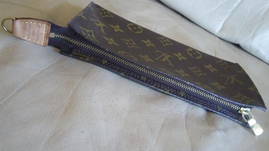 Louis Vuitton Apple Iphone Samsung Android Wristlet Classic Brown Monogram Purse Clutch Image 5