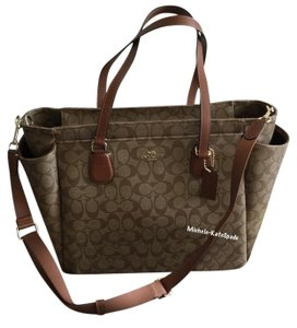 Brown Coach Diaper Bags Up To 70 Off