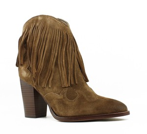 9e0886c41 Brown Sam Edelman Boots   Booties - Up to 90% off at Tradesy