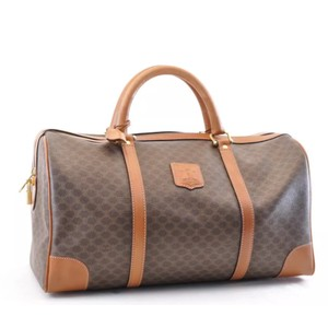 Brown Céline Weekend   Travel Bags - Up to 90% off at Tradesy bdd75c62ea