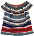 Laundry by Shelli Segal Top Multi Colored Image 0