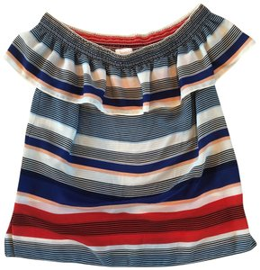 Laundry by Shelli Segal Top Multi Colored