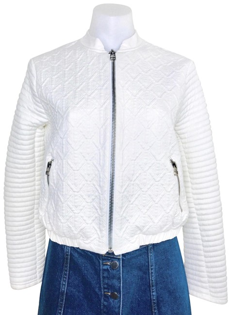 Preload https://img-static.tradesy.com/item/24538976/georgie-white-geometric-pattern-quilted-sleeves-bomber-jacket-size-0-xs-0-1-650-650.jpg