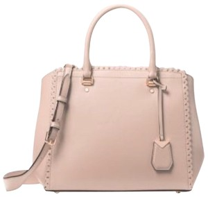 Michael Kors Satchel in Blush Pink