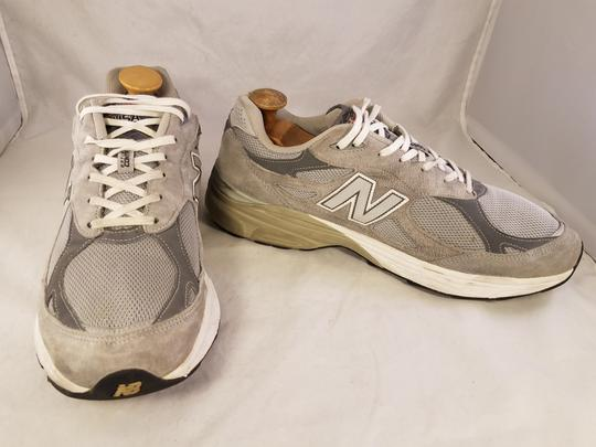 New Balance 990 Made In Usa Man Size 13 gray Athletic Image 2