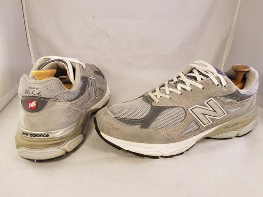 New Balance 990 Made In Usa Man Size 13 gray Athletic Image 5