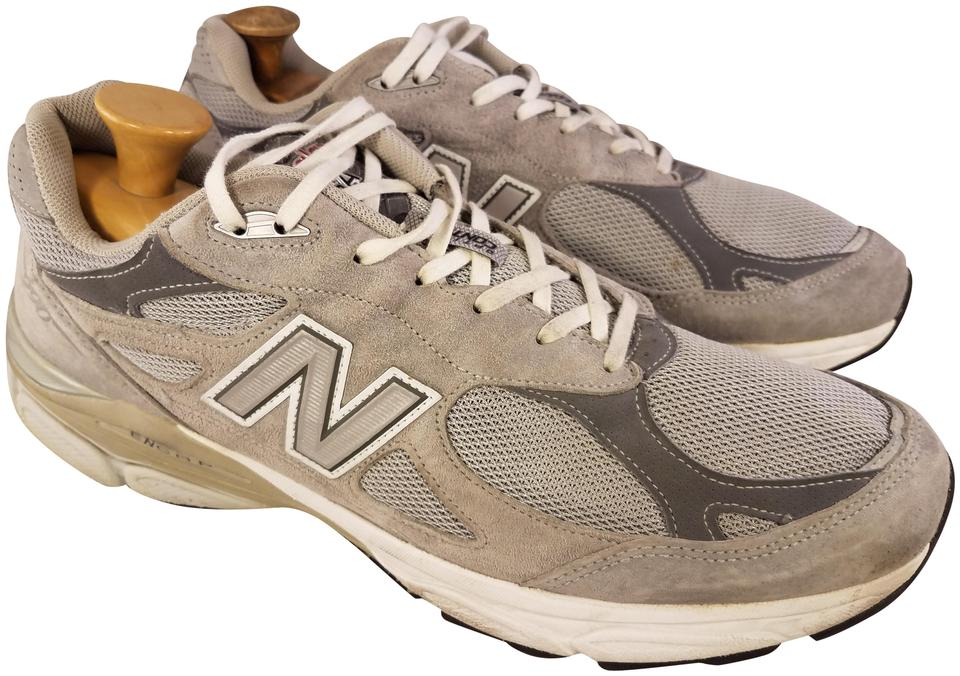 promo code b13d9 b172c New Balance Gray Optimal Control 990 D Sneakers Size US 13 Regular (M, B)