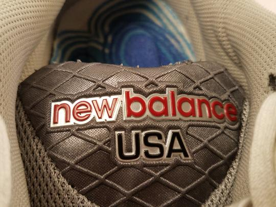 New Balance 990 Made In Usa Man Size 13 gray Athletic Image 7