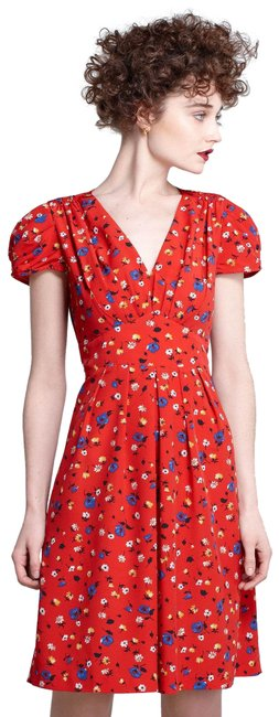 Preload https://img-static.tradesy.com/item/24539137/anthropologie-red-basque-floral-by-hi-there-karen-walker-short-casual-dress-size-2-xs-0-1-650-650.jpg