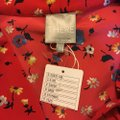 Anthropologie short dress Red Floral on Tradesy Image 6