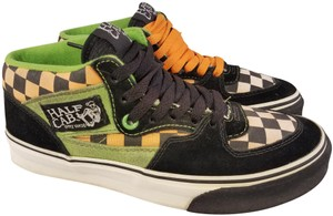 743d3fd085 Vans Unisex Woman Size 7 Man Size 5.5 Half Cab Sneakers multicolor Athletic