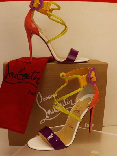 Christian Louboutin Multicolor Sandals Image 1