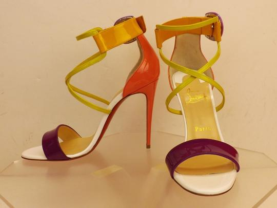 Christian Louboutin Multicolor Sandals Image 10