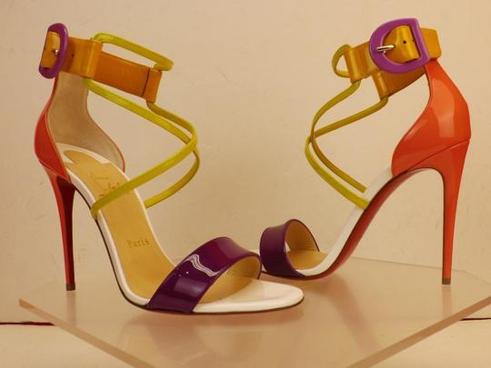 Christian Louboutin Multicolor Sandals Image 9