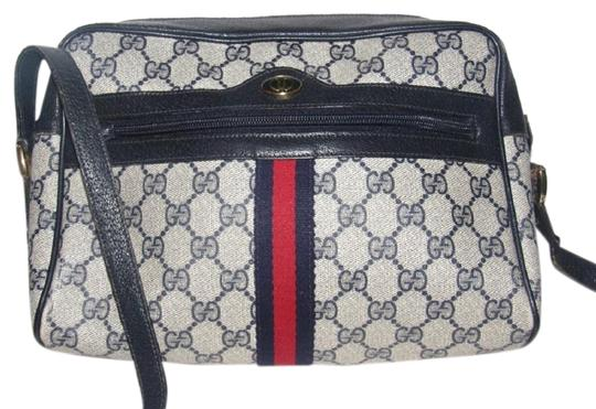 Preload https://img-static.tradesy.com/item/24539337/gucci-vintage-pursesdesigners-purses-blue-large-g-logo-print-coated-canvas-and-navy-leather-with-red-0-1-540-540.jpg