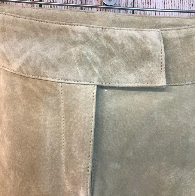 Sorbe Straight Pants Beige Image 3