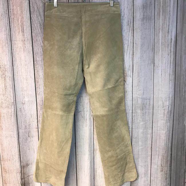 Sorbe Straight Pants Beige Image 4