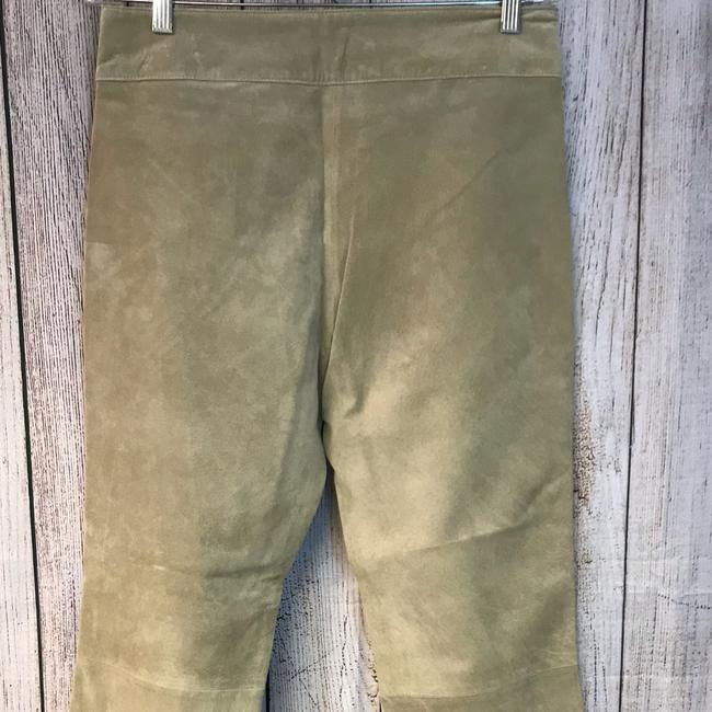 Sorbe Straight Pants Beige Image 5