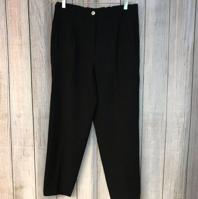 Laurel Straight Pants Black Image 1
