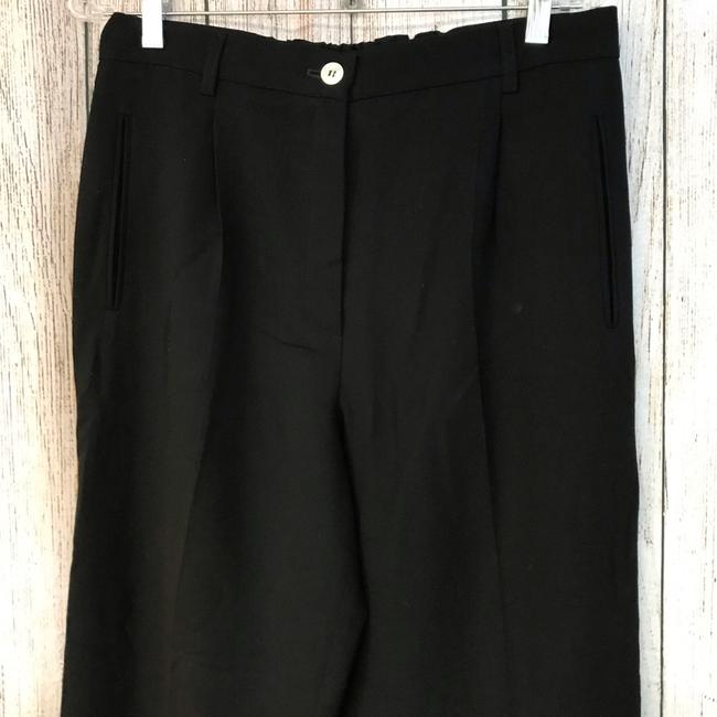 Laurel Straight Pants Black Image 2