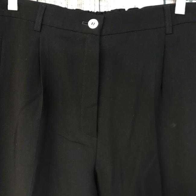 Laurel Straight Pants Black Image 3