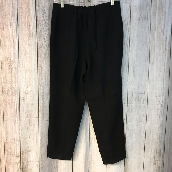 Laurel Straight Pants Black Image 4
