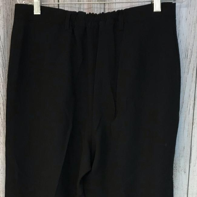 Laurel Straight Pants Black Image 5