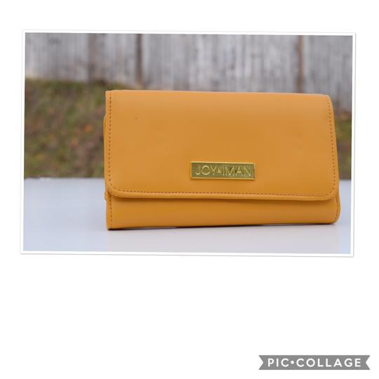 Joy & IMAN clutch/wallet Image 9