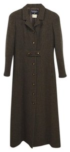 Chanel Fall Winter Wool Night Out Pea Coat