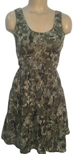 Band of Gypsies short dress Green on Tradesy