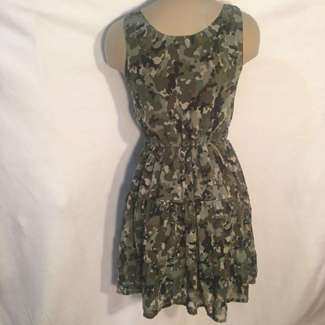 Band of Gypsies short dress Green on Tradesy Image 1