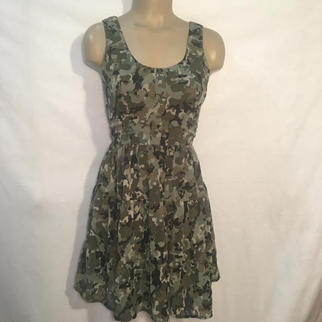 Band of Gypsies short dress Green on Tradesy Image 5
