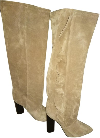 Preload https://img-static.tradesy.com/item/24539591/iro-beige-above-knee-sold-leather-with-ruffle-bootsbooties-size-eu-40-approx-us-10-regular-m-b-0-2-540-540.jpg