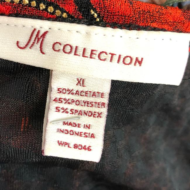 JM Collection Top Red Image 9