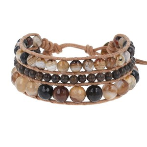 Chan Luu New Authentic Chan Luu White Mother of Pearl Stretch Bracelet
