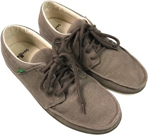 Sanuk Lace-up Brown Athletic