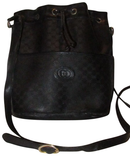 Preload https://img-static.tradesy.com/item/24539822/gucci-vintage-pursesdesigner-purses-black-small-g-logo-print-coated-canvas-and-black-leather-satchel-0-1-540-540.jpg