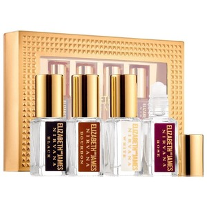 Elizabeth and James Elizabeth and James Nirvana 4 Pc Rollerball Perfume Gift Set 0.10 oz