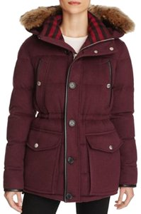 Burberry New Cahmere Puffer Coat