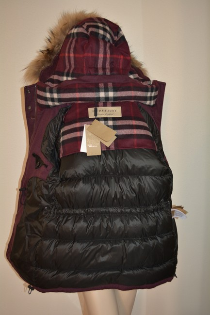 Burberry New Cahmere Puffer Coat Image 10