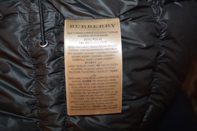 Burberry New Cahmere Puffer Coat Image 11