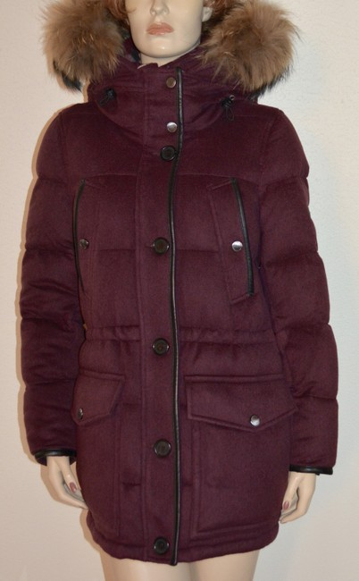 Burberry New Cahmere Puffer Coat Image 2