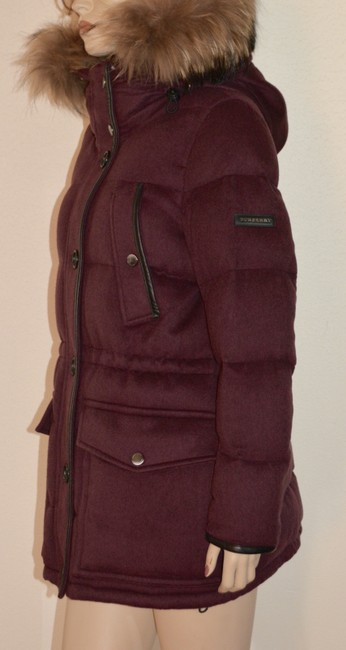 Burberry New Cahmere Puffer Coat Image 3