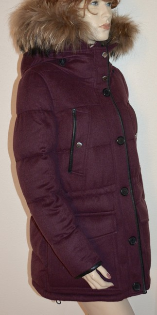 Burberry New Cahmere Puffer Coat Image 4