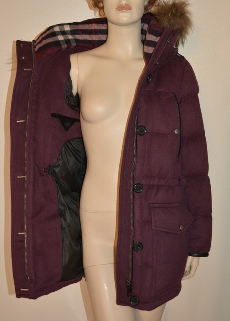 Burberry New Cahmere Puffer Coat Image 6