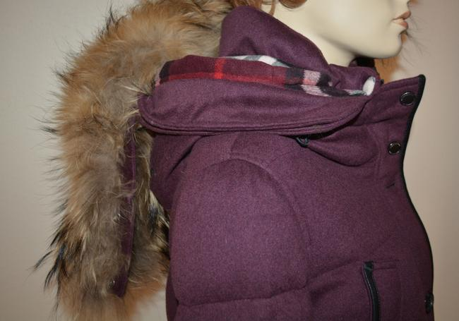 Burberry New Cahmere Puffer Coat Image 7