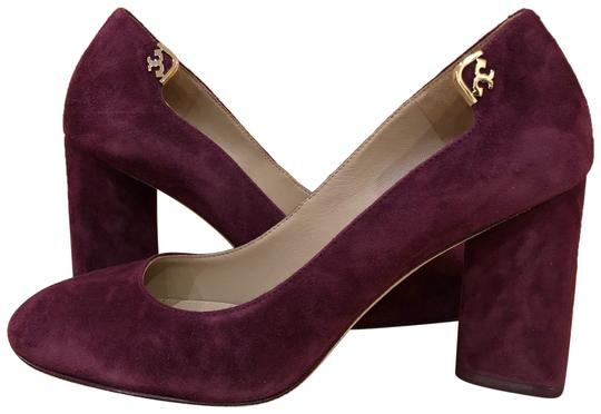 Preload https://img-static.tradesy.com/item/24540019/tory-burch-burgundy-elizabeth-round-toe-pumps-size-us-75-regular-m-b-0-1-540-540.jpg
