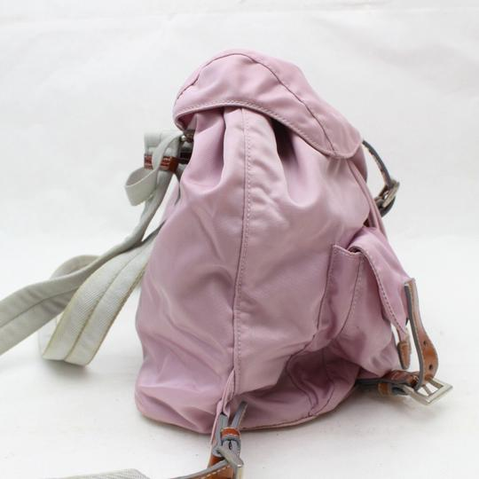 Prada Twin Double Montsouris Palm Springs Backpack Image 4