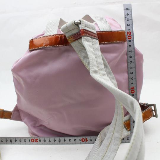 Prada Twin Double Montsouris Palm Springs Backpack Image 5